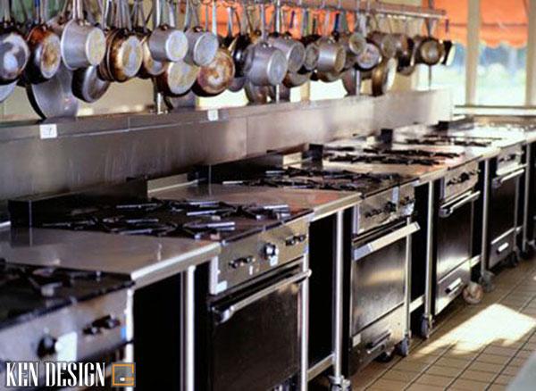 gia thiet bi bep nha hang 5 - Giá thiết bị bếp nhà hàng bạn cần biết
