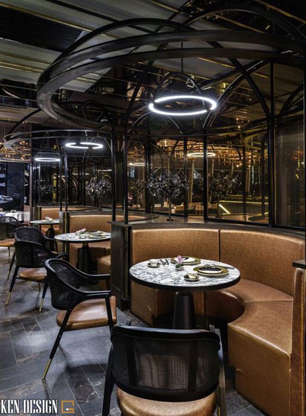gia thiet ke noi that nha hang 5 - Giá thiết kế nội thất nhà hàng phụ thuộc vào yếu tố nào?