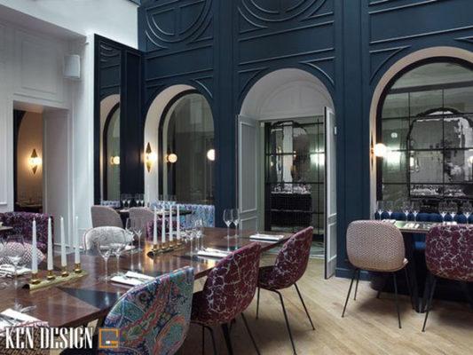 gia thiet ke noi that nha hang 6 533x400 - Giá thiết kế nội thất nhà hàng phụ thuộc vào yếu tố nào?
