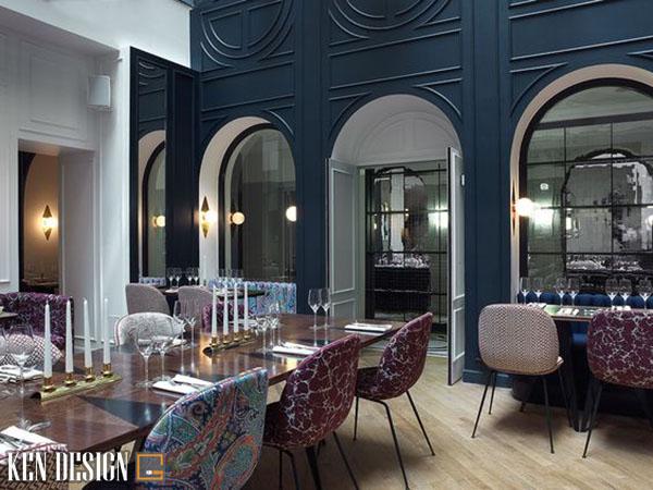 gia thiet ke noi that nha hang 6 - Giá thiết kế nội thất nhà hàng phụ thuộc vào yếu tố nào?