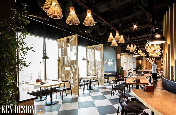 kiên truc nha hang han quoc van nguoi me 2 - Kiến trúc nhà hàng Hàn Quốc vạn người mê