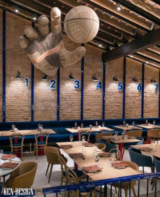 kien truc nha hang 5 325x400 - Kiến trúc nhà hàng - Nấc thang cho việc kinh doanh thành công