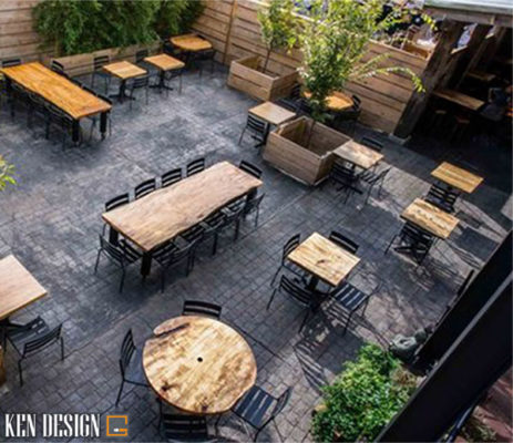 kinh daonh thanh cong nhơ thiet ke nha hang hop phong thuy 4 463x400 - Kinh doanh thành công nhờ nhà hàng với thiết kế hợp phong thủy