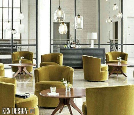 nguyen ly thiet ke noi that ve kieu dang va khong gian 6 469x400 - Nguyên lý thiết kế nội thất nhà hàng về kiểu dáng và không gian