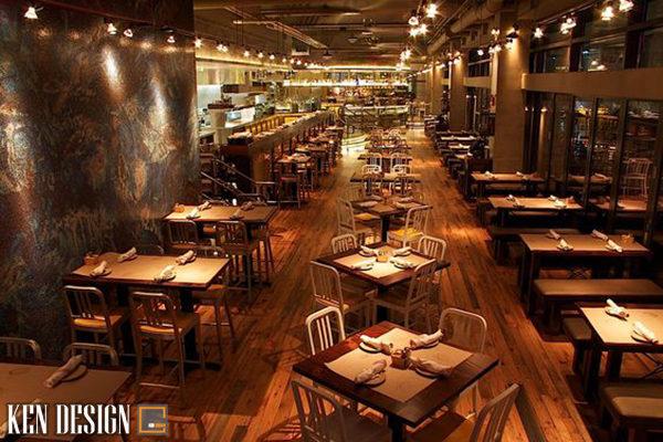 phan chia khong gian trong thiet ke nha hang hai san 1 600x400 - Phân chia không gian trong thiết kế nhà hàng hải sản như thế nào là hợp lý?