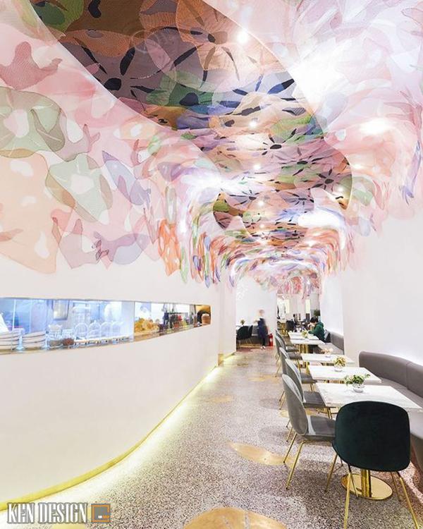 phan chia khong gian trong thiet ke nha hang hai san 4 - Phân chia không gian trong thiết kế nhà hàng hải sản như thế nào là hợp lý?