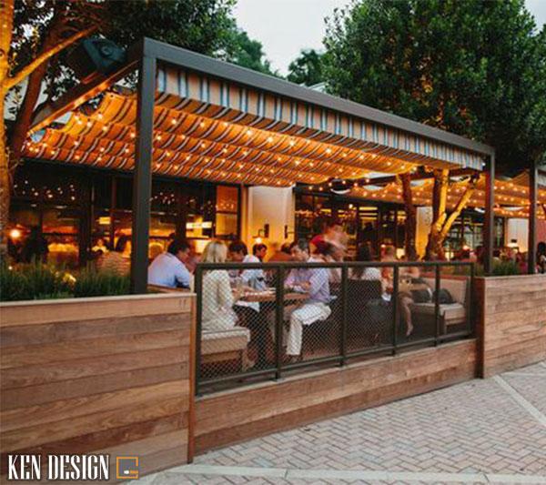 su khac biet trong gia thi cong kien truc nha hang 2 - Sự khác biệt trong giá thi công kiến trúc nhà hàng