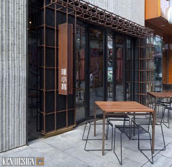 su khac biet trong gia thi cong kien truc nha hang 8 - Sự khác biệt trong giá thi công kiến trúc nhà hàng