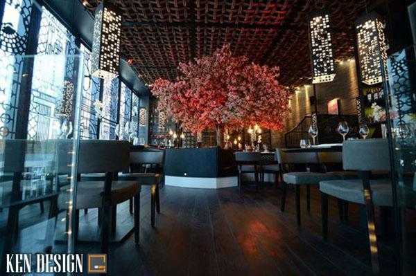 thi cong nha hang nhat chuan phong cach 2 - Thi công nhà hàng Nhật Bản chuẩn phong cách