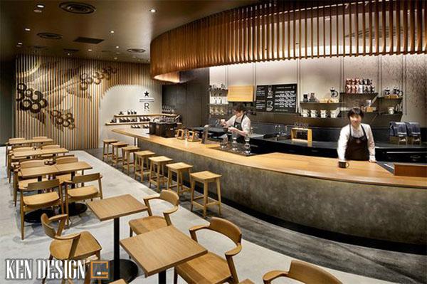 thi cong nha hang nhat chuan phong cach 3 - Thi công nhà hàng Nhật Bản chuẩn phong cách