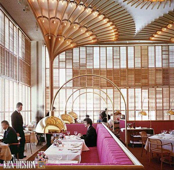 thi cong noi that nha hang hien dai 3 - Làm sao để thi công nội thất nhà hàng hiện đại hiệu quả