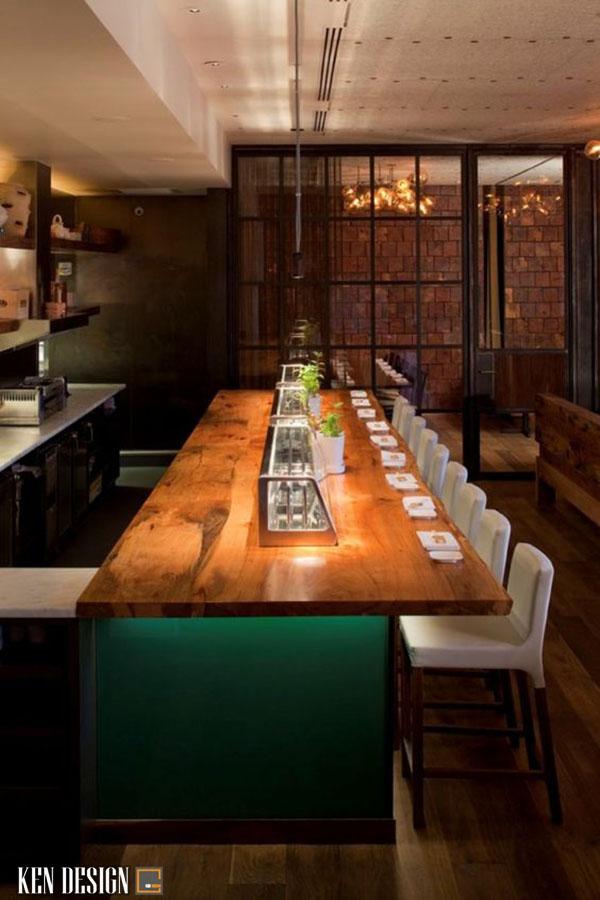 thi cong noi that nha hang nhat ban thu hut 5 - Thi công nội thất nhà hàng Nhật Bản thu hút