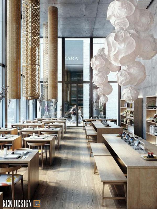 thic cong nha hang bang go 1 - Làm sao để thi công nhà hàng bằng gỗ ấn tượng