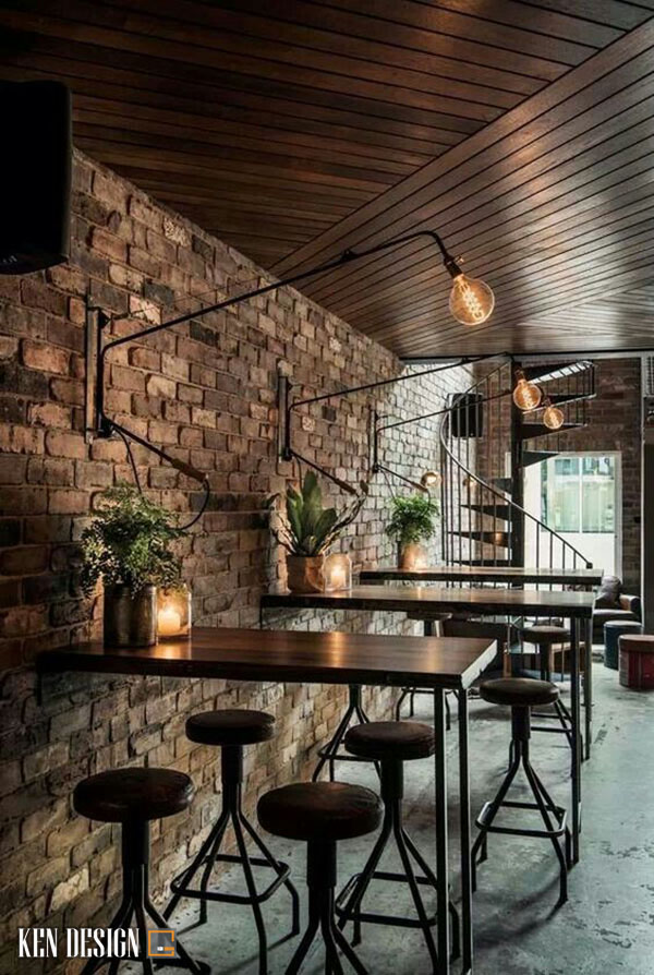 thic cong nha hang bang go 2 - Làm sao để thi công nhà hàng bằng gỗ ấn tượng