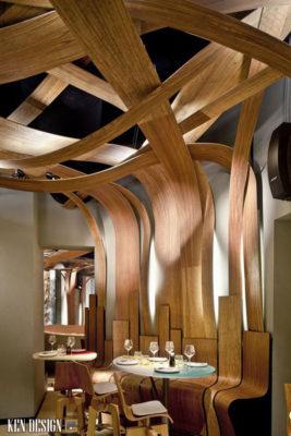 thic cong nha hang bang go 3 267x400 - Làm sao để thi công nhà hàng bằng gỗ ấn tượng