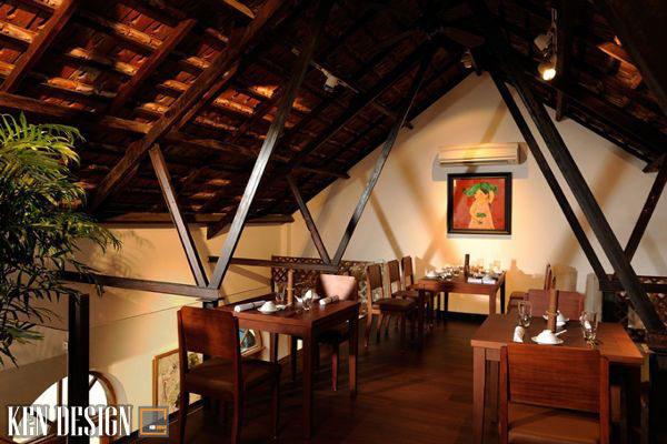 thiet ke nha hang chay voi thiet ke an tuong 5 600x400 - Thiết kế nhà hàng ăn chay với đồ trang trí ấn tượng