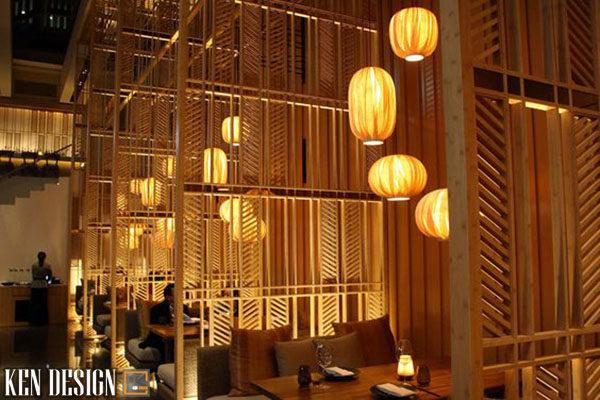 thiet ke nha hang han quoc 5 600x400 - Thiết kế nhà hàng Hàn Quốc với trang trí ấn tượng