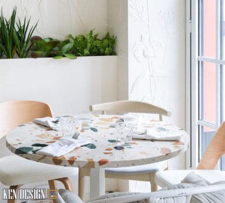 thiet ke nha hang phong cach scandinava 1 444x400 - Thiết kế nhà hàng phong cách Scandinavian - Vẻ đẹp tối giản thu hút