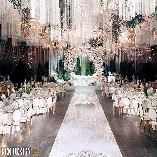 thiet ke nha hang tiec cuoi theo so thich 6 - Thiết kế nhà hàng tiệc cưới theo sở thích khách hàng