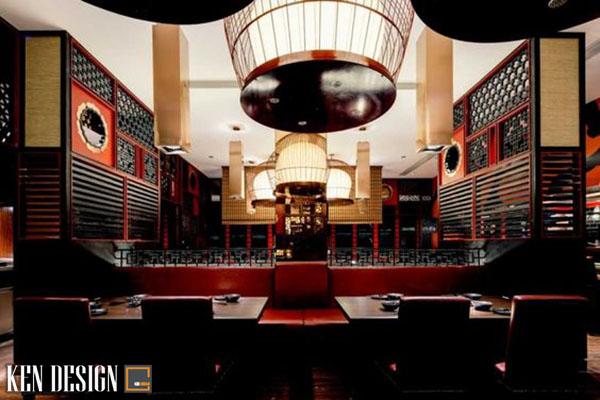 thiet ke nha hang trung hoa co dien 2 - Thiết kế nhà hàng Trung Hoa phong cách cổ điển