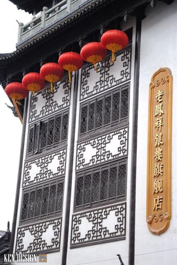thiet ke nha hang trung hoa hop phong thuy 1 - Thiết kế nhà hàng Trung Hoa hợp phong thủy