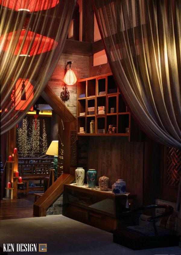 thiet ke nha hang trung hoa hop phong thuy 7 - Thiết kế nhà hàng Trung Hoa hợp phong thủy
