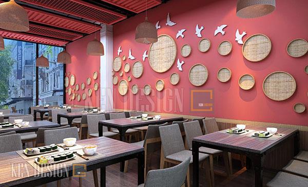 thiet ke nha hang vit quay to thi 2 1 1 - Quy trình báo giá thiết kế nhà hàng của Ken Design