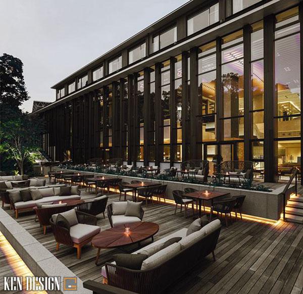thiet ke thi cong nha hang khach san 1 - Thiết kế thi công nhà hàng khách sạn