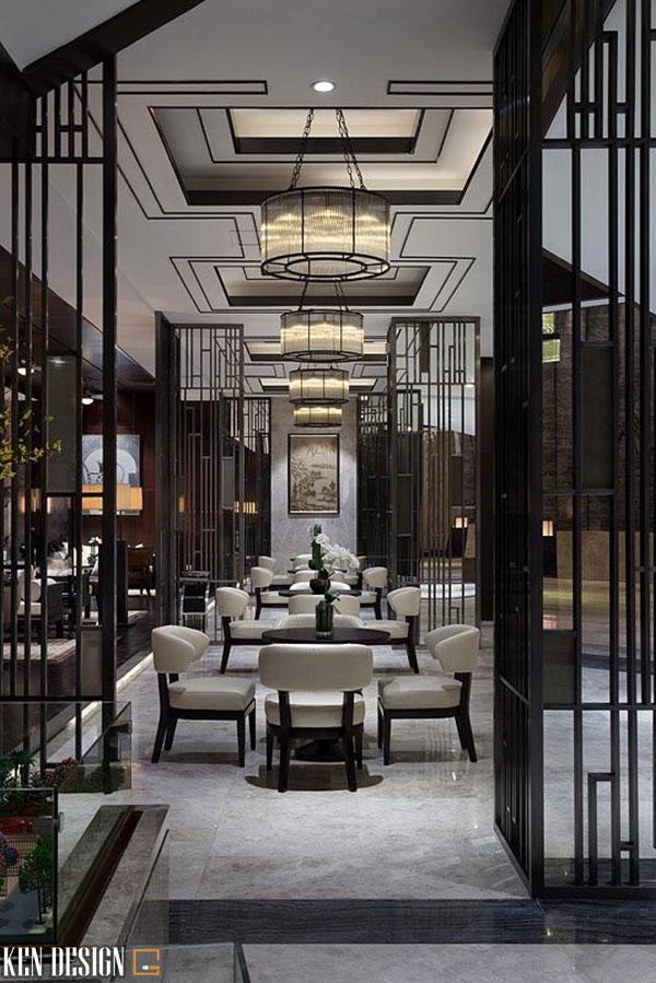 thiet ke thi cong nha hang khach san 2 - Làm sao để thiết kế thi công nhà hàng đảm bảo thời gian