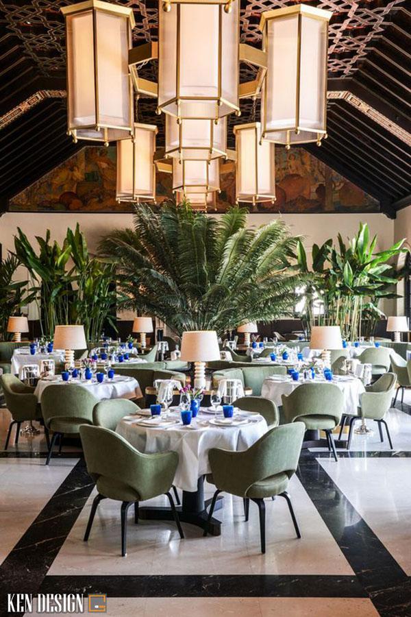 thiet ke thi cong nha hang khach san 4 - Thiết kế thi công nhà hàng khách sạn
