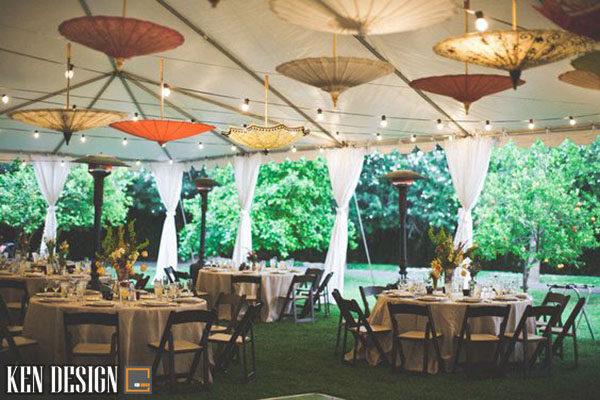 tieu chuan thiet ke nha hang tiec cuoi ngoai troi 3 600x400 - Thiết kế nhà hàng tiệc cưới ngoài trời tiêu chuẩn như thế nào