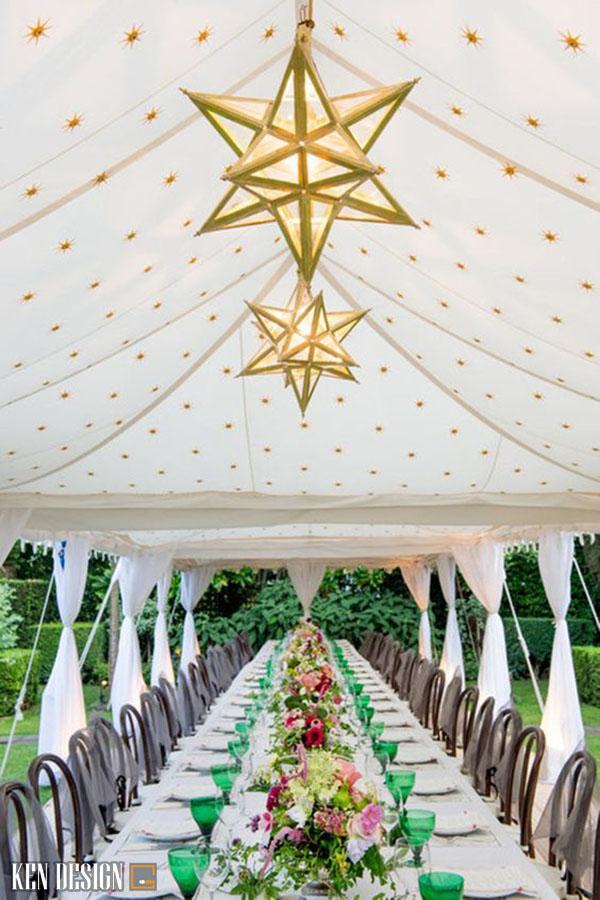 tieu chuan thiet ke nha hang tiec cuoi ngoai troi 5 - Thiết kế nhà hàng tiệc cưới ngoài trời tiêu chuẩn như thế nào