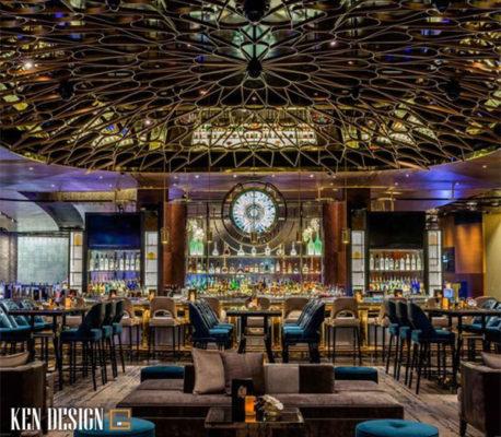 tm hieu thiet ke nha hang phong cach co dien 6 458x400 - Tìm hiểu về thiết kế nhà hàng phong cách cổ điển