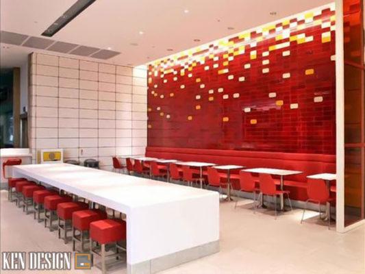 tu va thiet ke noi that nha hang an nhanh 6 533x400 - Tư vấn thiết kế nội thất nhà hàng ăn nhanh giúp tăng doanh thu