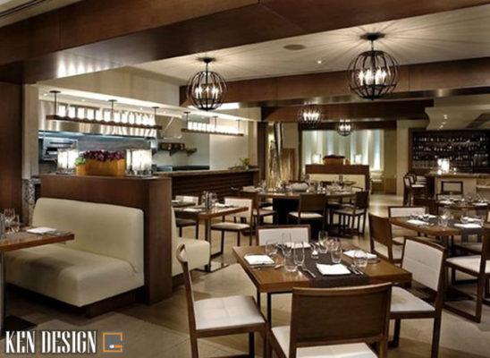 tu van thiet ke noi that nha hang hop phong thuy 3 548x400 - Tư vấn thiết kế nội thất nhà hàng hợp phong thủy