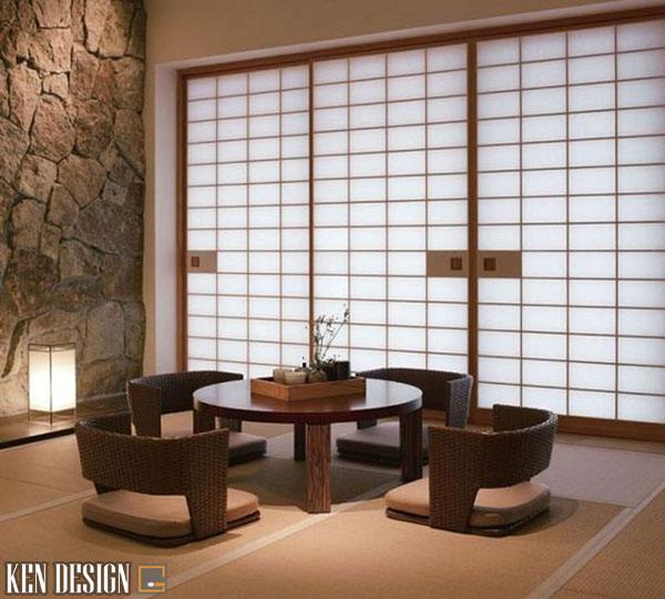 tu van thiet ke noi that nha hang nhat ban truyen thong 2 - Tư vấn thiết kế nội thất nhà hàng Nhật Bản truyền thống