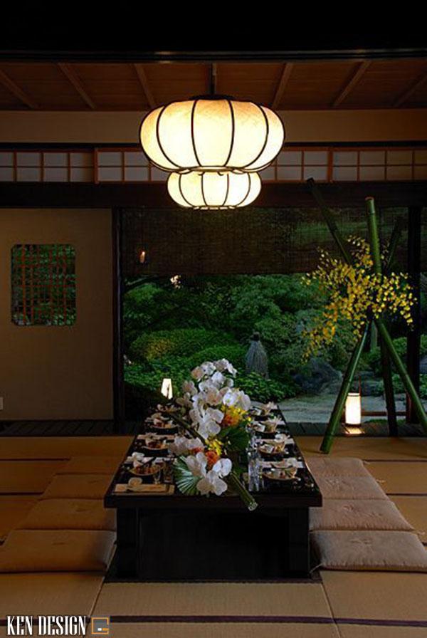 tu van thiet ke noi that nha hang nhat ban truyen thong 5 - Tư vấn thiết kế nội thất nhà hàng Nhật Bản truyền thống