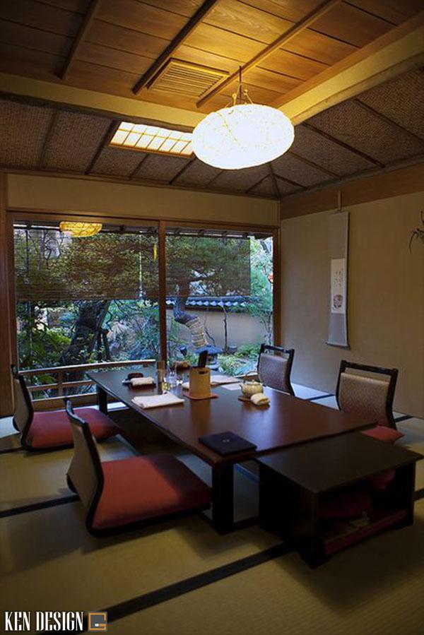 tu van thiet ke noi that nha hang nhat ban truyen thong 6 - Tư vấn thiết kế nội thất nhà hàng Nhật Bản truyền thống