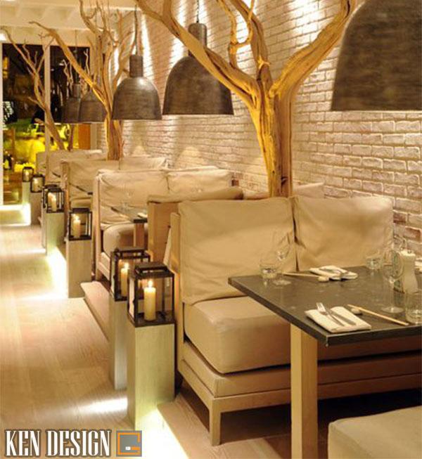 vai tro cua noi that trong thiet ke mau nha hang dep 1 - Vai trò của nội thất đối với thiết kế mẫu nhà hàng đẹp