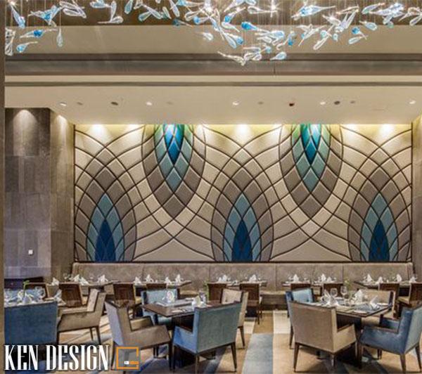 vai tro cua noi that trong thiet ke mau nha hang dep 4 - Vai trò của nội thất đối với thiết kế mẫu nhà hàng đẹp