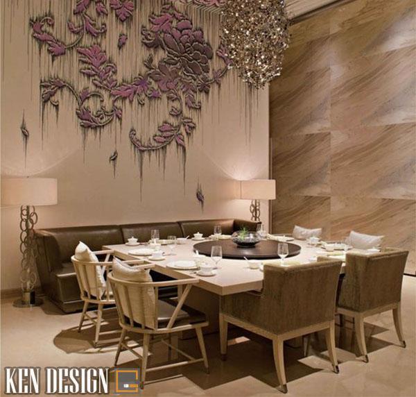 vai tro cua noi that trong thiet ke mau nha hang dep 5 - Vai trò của nội thất đối với thiết kế mẫu nhà hàng đẹp