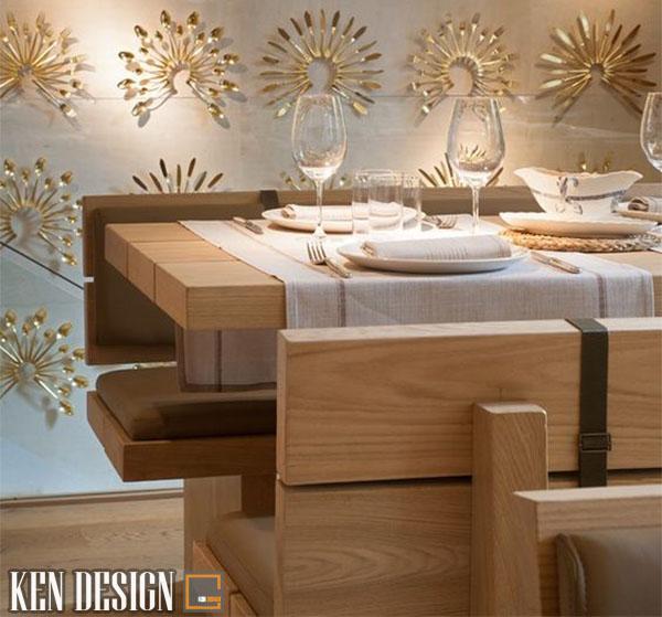 vai tro cua noi that trong thiet ke mau nha hang dep 6 - Vai trò của nội thất đối với thiết kế mẫu nhà hàng đẹp