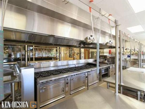 Cach ve sinh thiet bi bep nha hang ban nen biet 1 - Cách vệ sinh một số thiết bị bếp nhà hàng bạn nên biết