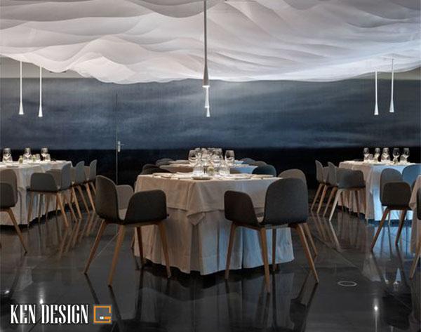 Luu y de co ban ve thiet ke nha hang an tuong 1 - Lưu ý để có một bản vẽ thiết kế nhà hàng ấn tượng