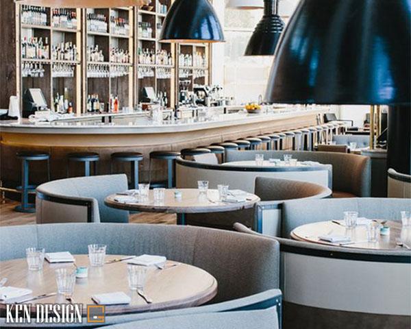 Luu y de co ban ve thiet ke nha hang an tuong 4 - Lưu ý để có một bản vẽ thiết kế nhà hàng ấn tượng