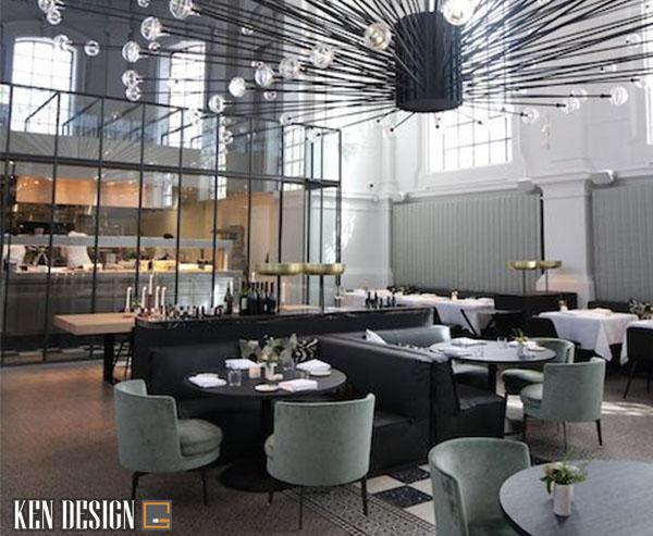 Luu y de co ban ve thiet ke nha hang an tuong 5 - Lưu ý để có một bản vẽ thiết kế nhà hàng ấn tượng