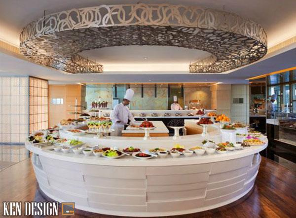 Nhung yeu to anh huong den thi cong nha hang buffet 4 - Những yếu tố ảnh hưởng đến thi công nhà hàng buffet