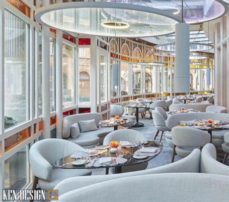 Su dung am nhac trong nha hang 2 455x400 - Sử dụng âm nhạc trong nhà hàng - Kinh nghiệm mở nhà hàng từ chuyên gia