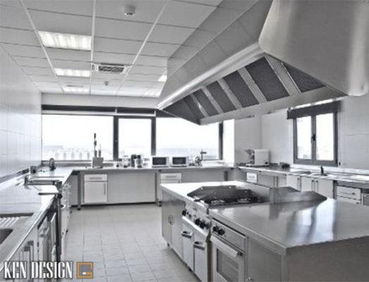 Tieu chuan khi thiet ke bep nha hang 4 523x400 - Tiêu chuẩn khi thiết kế bếp nhà hàng