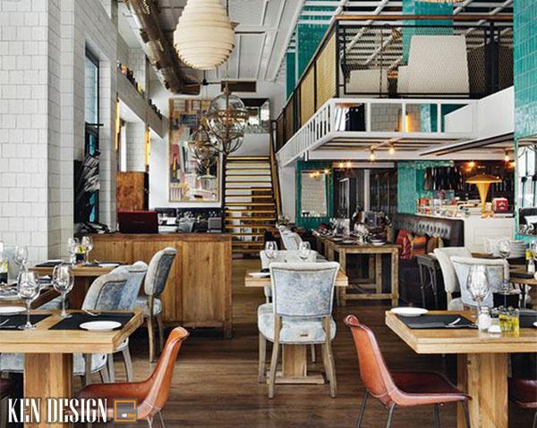 bi quyet giu chu dau tu co duoc gia thiet ke nha hang hop ly 1 - Bí quyết giúp chủ đầu tư có được giá thiết kế nhà hàng hợp lý